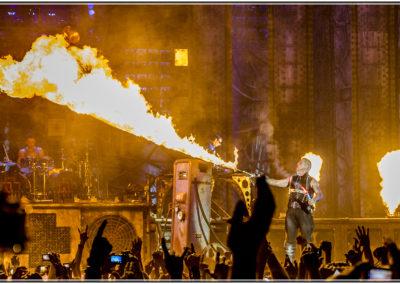 Rammstein    Kombank arena Beograd 28 04 2013