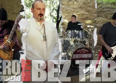 "Pero Defformero predstavili novi singl ""Bez tebe"""