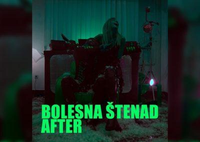 Bolesna Štenad – After