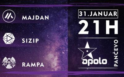 RAMPA / Majdan / Sizip