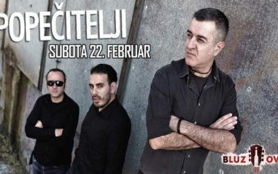 22. februara Popečitelji u Bluz i Pivo