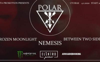 Polar 4. februara prvi put u Srbiji