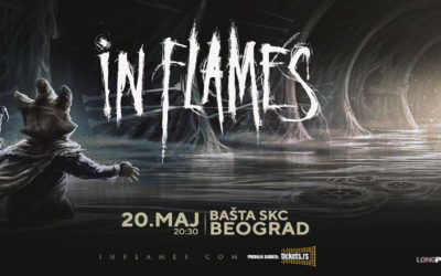 In Flames u Beogradu