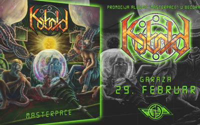 Kobold, Slave Pit, Amor's Arrows i Wicked Ways u Garaži 29. februara
