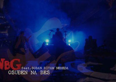"Grupa NBG predstavila spot za pesmu ""Osuđen na bes"""