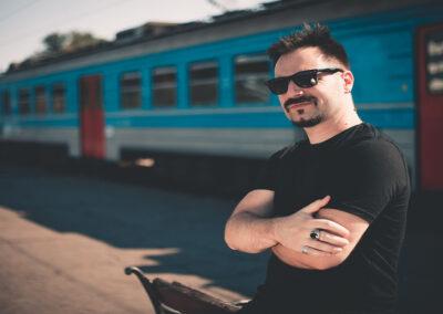 """""""Više nisi tu"""" – nova akustična najava albuma Ivana Milenkovića i Bluz mašine"""