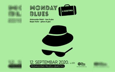 Monday Blues u gostima: Đuka i Bojan