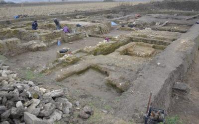 Generalštab rimske vojske pronađen ispod njiva
