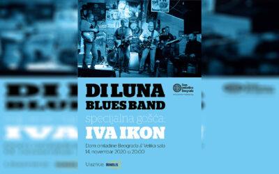 Di Luna All stars Blues Bend + Iva Ikon