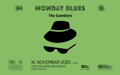 "Duo ""The Gamblers"" u nastavku programa Monday Blues"