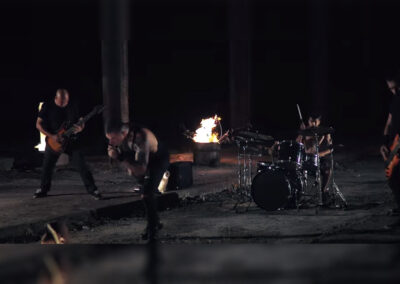 "Mud Factory najavljuju album video singlom ""As I Watch Them Fall"""