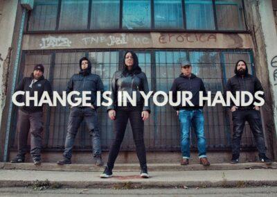 The Bite: Promena je u vašim rukama!