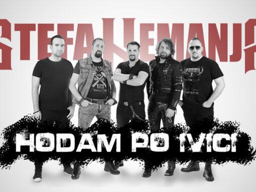 """Stefan Nemanja objavili singl """"Hodam po ivici"""""""