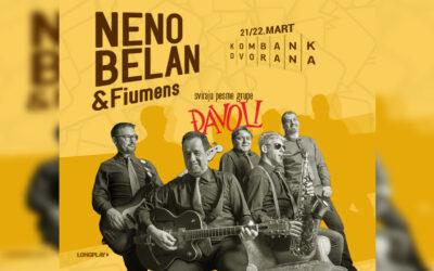 Neno Belan & Fiumens sviraju Đavole u Beogradu