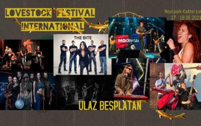 Lovestock Festival u Kaštelima objavio line-up za ovu godinu