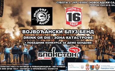 Blokstok otvara sezonu festivala u Novom Sadu