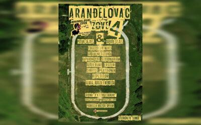 16. i 17 jula na terenu FK Šamot po 4 put biće održan festival Aranđelovac zove