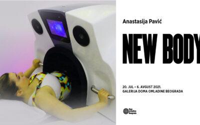 """Izložba """"NEW BODY"""" Anastasije Pavić u Galeriji DOB"""