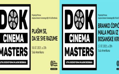 DOK CINEMA MASTERS: Puriša Đorđević