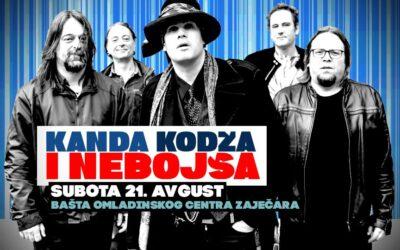 Kanda kodža i Nebojša ove subote nastupaju u Zaječaru
