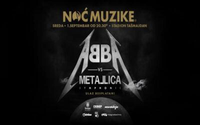 Spektakularna Noć muzike ponovo osvaja Beograd