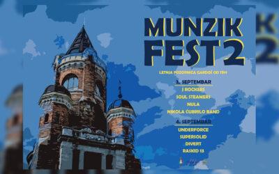 2 dana dobre svirke na Munzik Festu