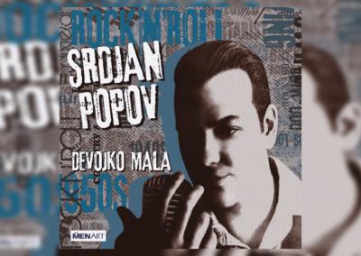 Srdjan Popov nam donosi nove obrade večitih hitova u dvostrukom singlu