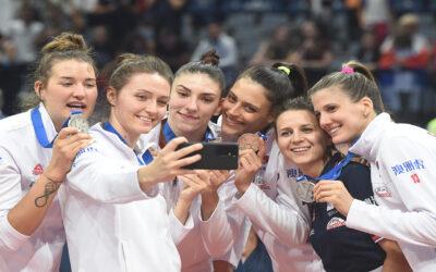 Srpske odbojkašice osvojile 20. odličje za 15 godina