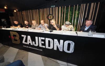 """U Jazz kantini Lisabon predstavljena """"Plan B"""" fondacija koja okuplja poznate muzičare i pomaže kolegama"""