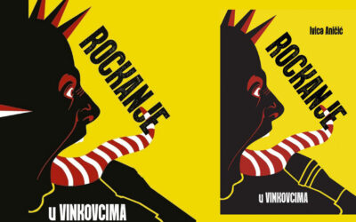 """U prodaji knjiga i dvostruki CD """"Rockanje u Vinkovcima"""""""