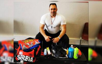 Zaječarac Saša Cvetković drugi na Svetskom prvenstvu u pauerliftingu