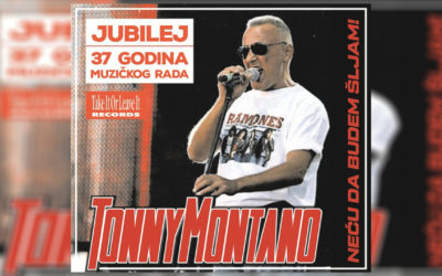Tonny Montano – Neću da budem šljam!