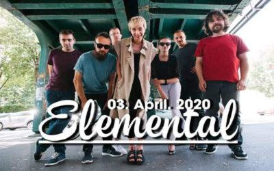 Elemental 3.aprila u klubu Fest