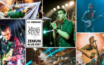 Irish Stew vas zovu u Fest i najavljuju prvi koncert u Nemačkoj!