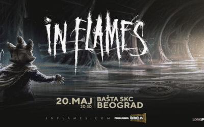In Flames u Beogradu