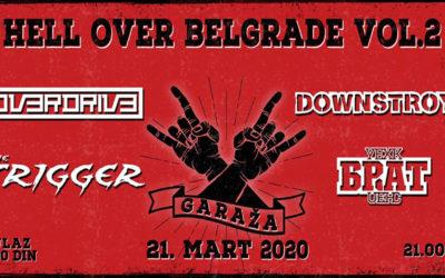 Hell over Belgrade Vol. 2
