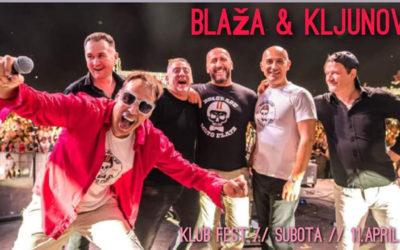 Prljavi Inspektor Blaža i Kljunovi u zemunskom Festu 11. aprila
