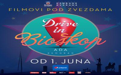 """Od prvog juna počinje sa radom """"Drive in Bioskop"""" na Adi"""
