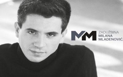 """Konkurs za nagradu """"Milan Mladenović"""" od 1. do 30. juna"""