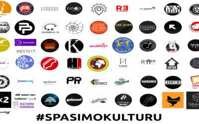Pridružite se apelu Vladi Srbije za spas kulture koji je potpisalo više od 50 organizacija #spasimokulturu
