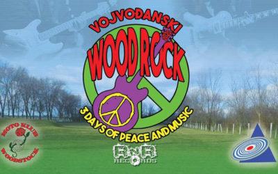 Vojvodjanski WoodRock Festival od 28. do 30. avgusta