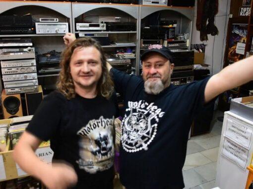 Boy Jan singlom Motorhead najavljuju novi album