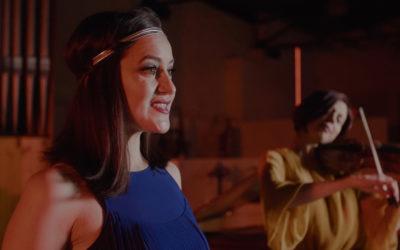 Novo izdanje pesme Plava ptica uz violinu i vokale