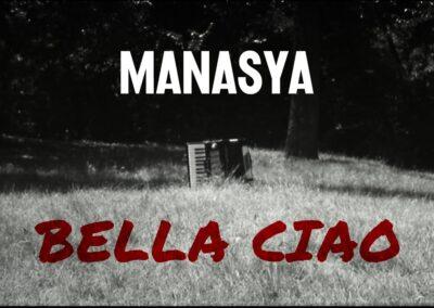 "Manasya dala potpuno novo ruho vanvremenskoj numeri ""Bella ciao"""
