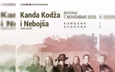 Kanda, Kodža i Nebojša prvi put u Kombank dvorani
