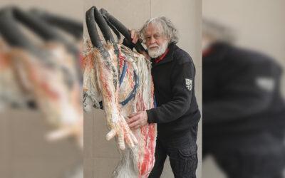 Izložba slika, skulptura i video radova Miloša Šobajiča biće otvorena do 1. maja u Galeriji Kombank dvorane