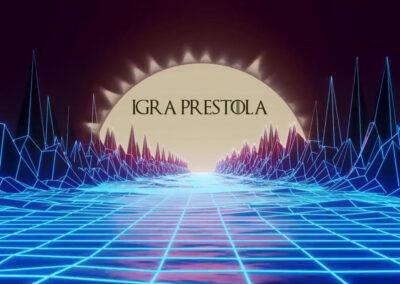 """Kragujevački IRVY imaju novi video singl """"Igra prestola"""""""