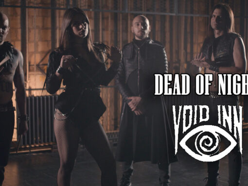 "Void Inn objavili spot za ""Dead of night"""