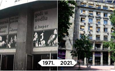 """Nastavak serijala """"Hram kulture"""" – FEST-ovo """"rođenje"""" u Dvorani Doma sindikata 1971. godine"""