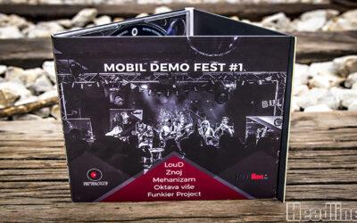 Objavljen kompilacijski album sa prvog Mobil Demo festa